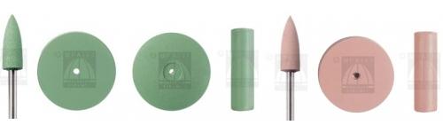 Gommini in silicone per Lucidatura