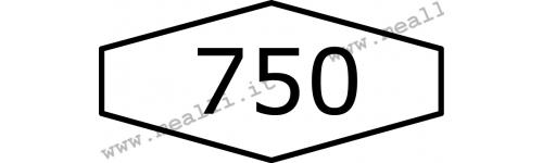 Punzoni per oro 750