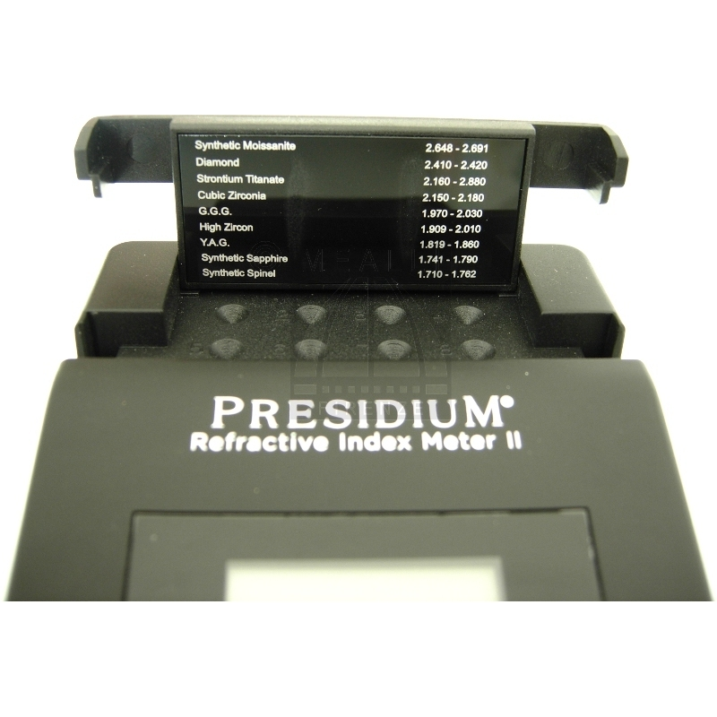 Refractive Index Meter : Presidium refractive index meter ii