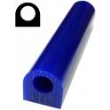 Tubo in cera per anelli a scudo BLU