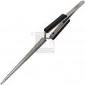Pinzetta per saldatura dritta 180 mm